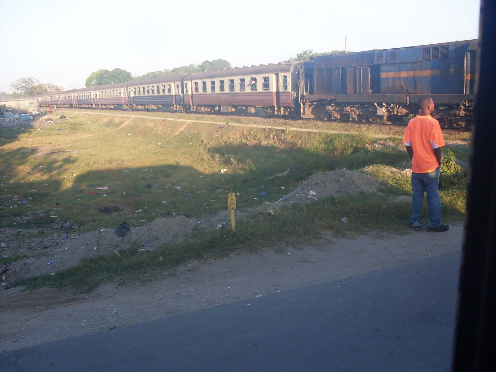 Tanzania Railways Corporation Tanzania Railways Corporation