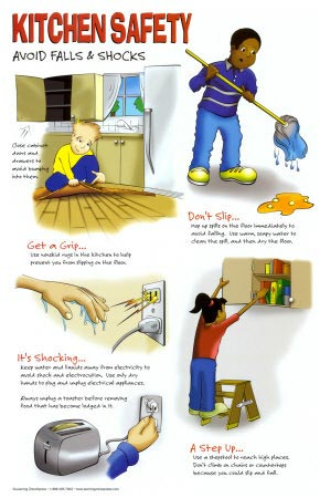 Property in india safety tips for kitchen in your apartment for 6 kitchen safety basics