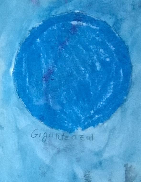 Estrella gigante azul