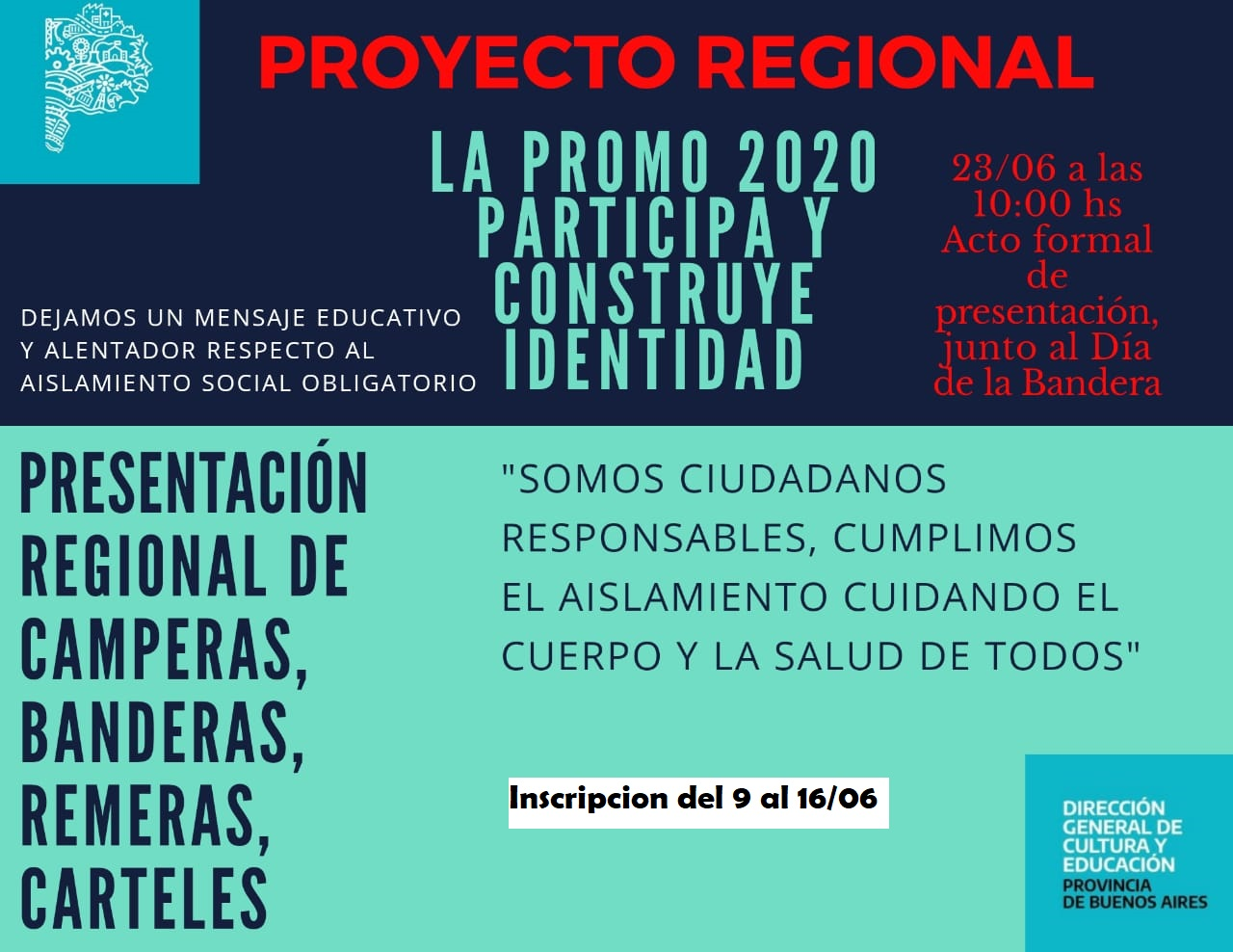 """Proyecto regional """"Promo 2020"""""""