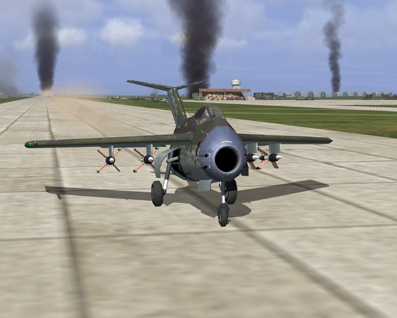 IL-2 Sturmovik: 1946 - The Patches Scrolls