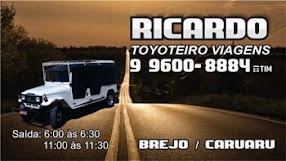 Caruaru / Litoral / Aeroporto