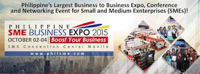37 Days To Go Until The Opening Of The 3rd Philippine SME Business Expo