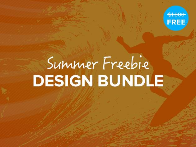 Dapatkan Design Bundle Mega-Pack Senilai Rp.12-Juta Secara Gratis