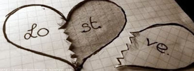 Une jolie couverture facebook broken heart