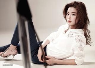 Artis Korea Jun Ji Hyun Hamil Juga Setelah Menikah 3 Tahun