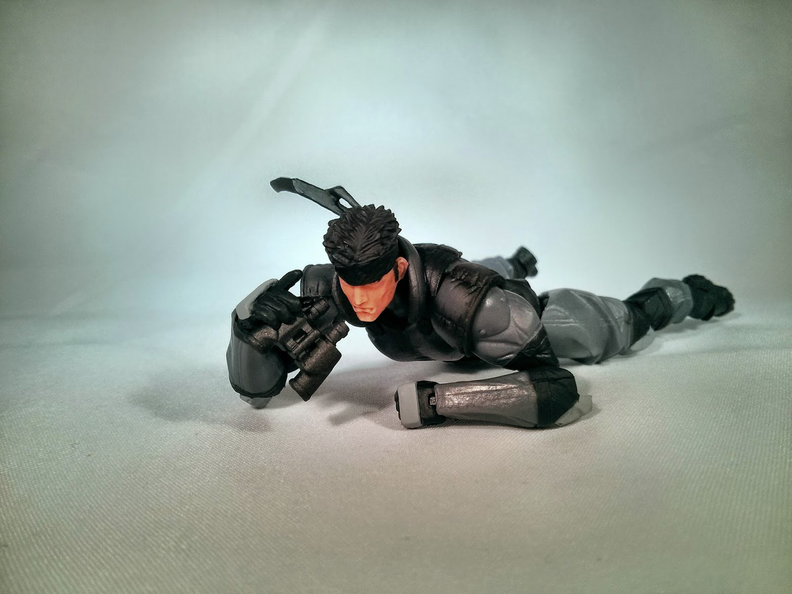 Snake with Binoculars