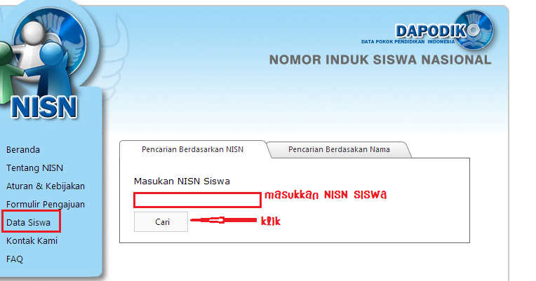 SDN 28 SABANG: Pastikan tidak ada NISN ganda setelah VERVAL-PD