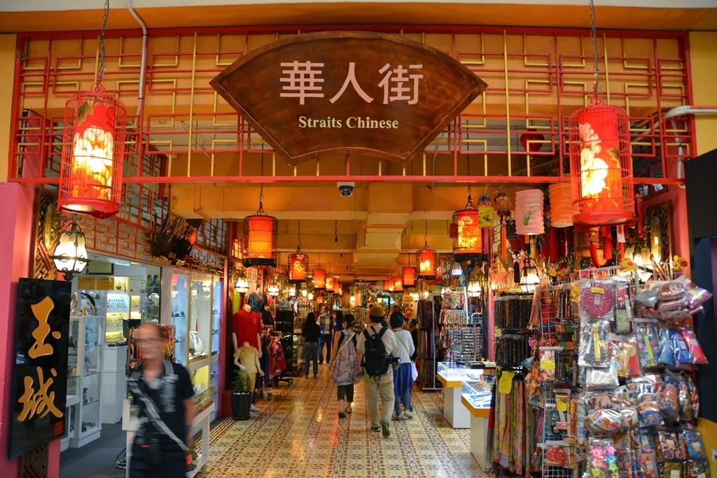Central Market Kuala Lumpur Chinese Street