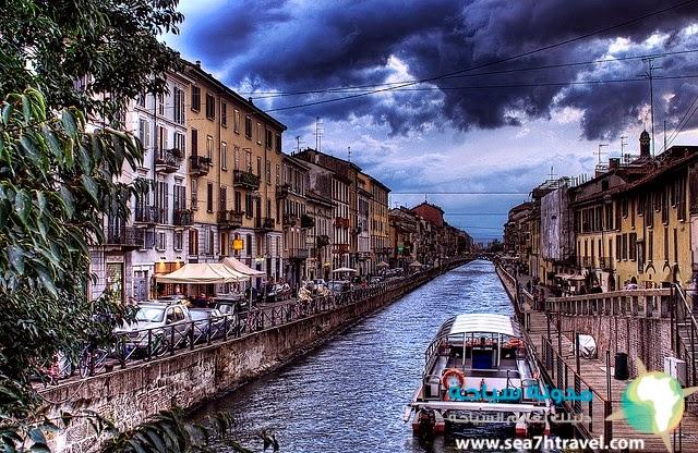 أجمل الأماكن لزيارتها في إيطاليا