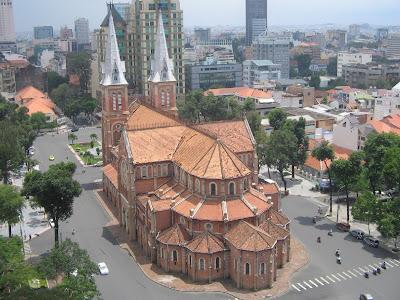 (Vietnam) – Ho Chi Minh (Saigon) - Notre Dame
