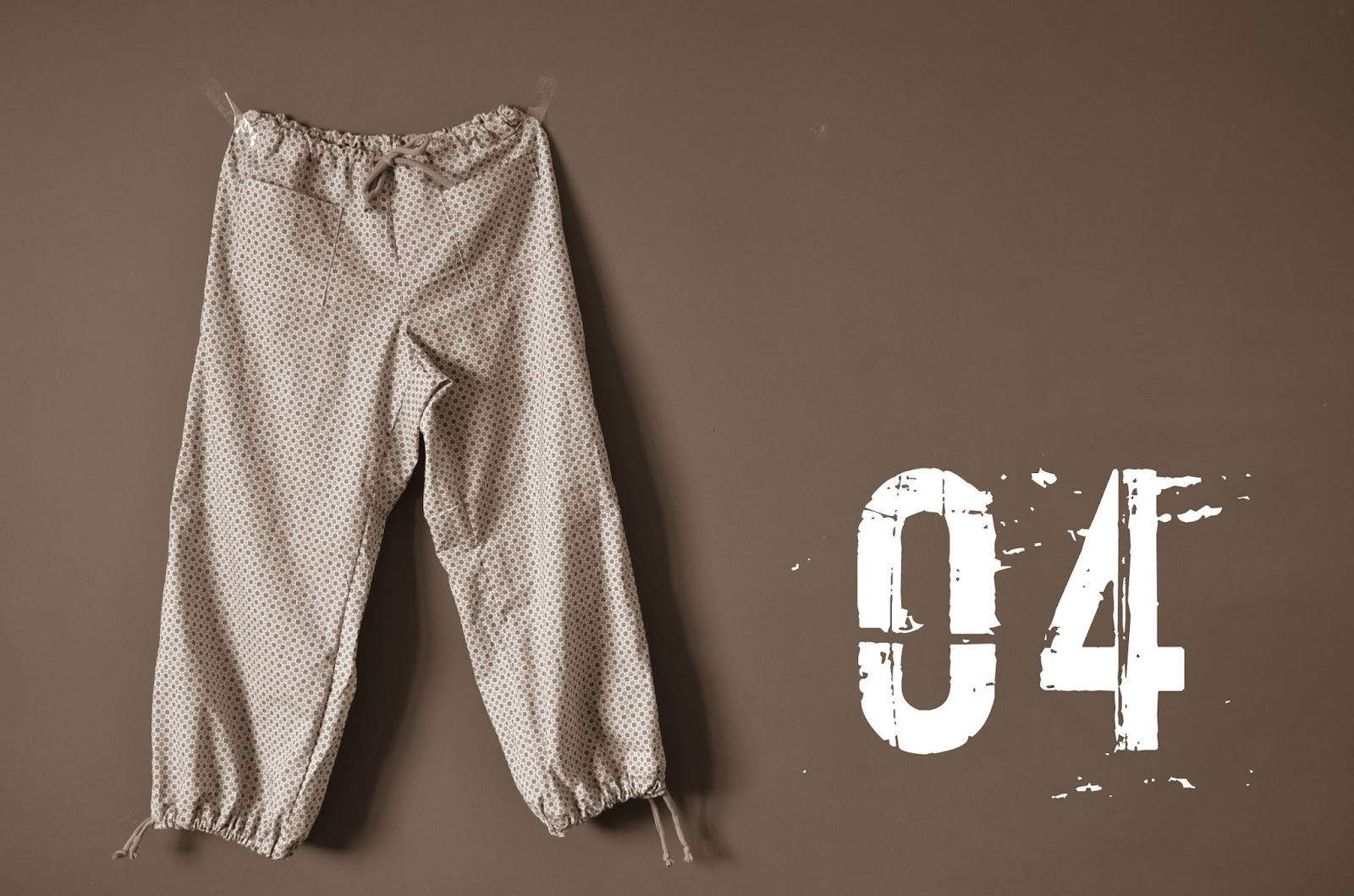 CC Pantalones Junho IV