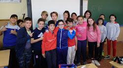Alumnos de 5º B