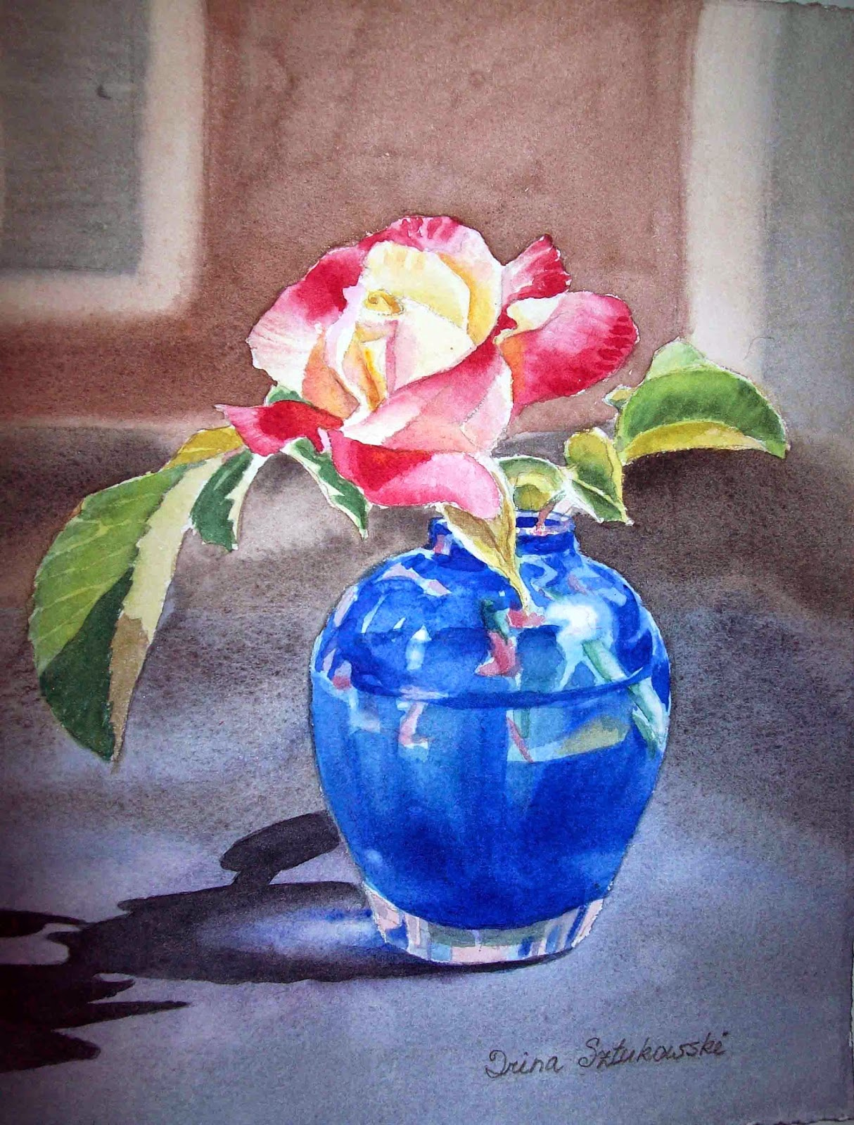 Realism In Watercolor