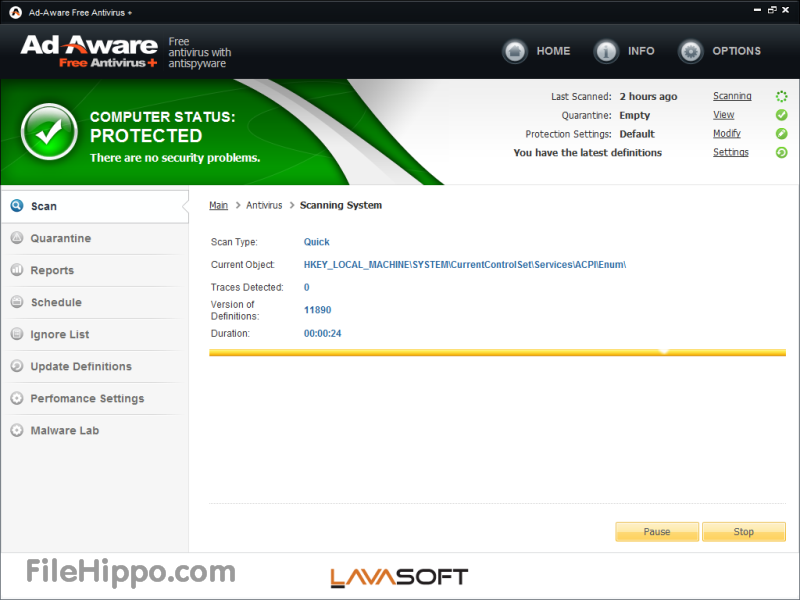 Lavasoft ad aware 2017 professional edition 8 0 4 incl lavalicense dll