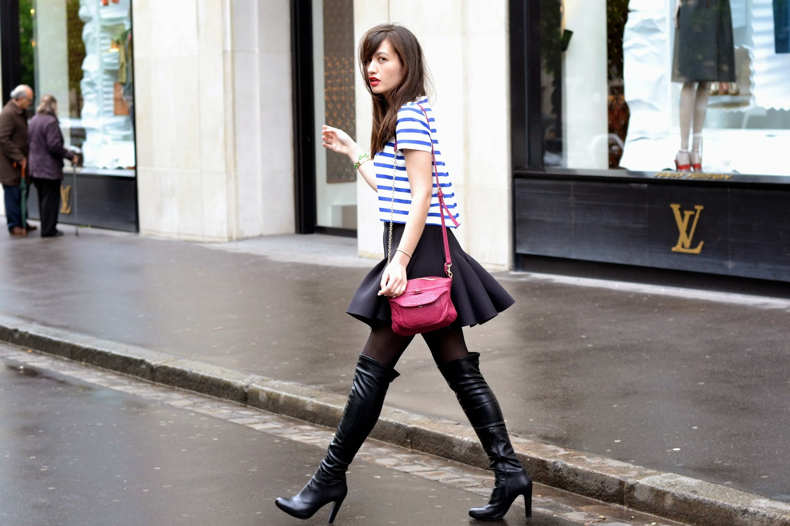 Paris Streetstyle fashion