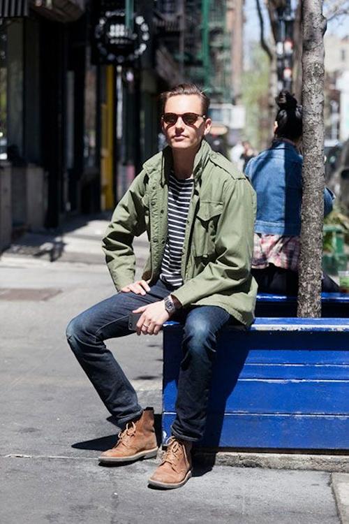 Mens Boots Fashion