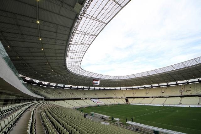 Fortaleza Brasil 2014