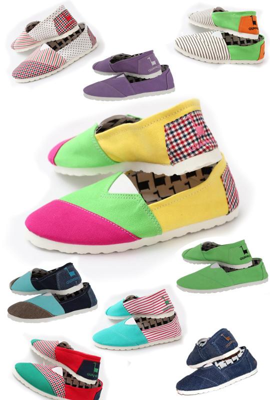 En saludable línea de empredimientos como Toms Shoes o Paez, las Guanaco llegan cargadas de buenas intenciones por cada par que venden on line (los precios