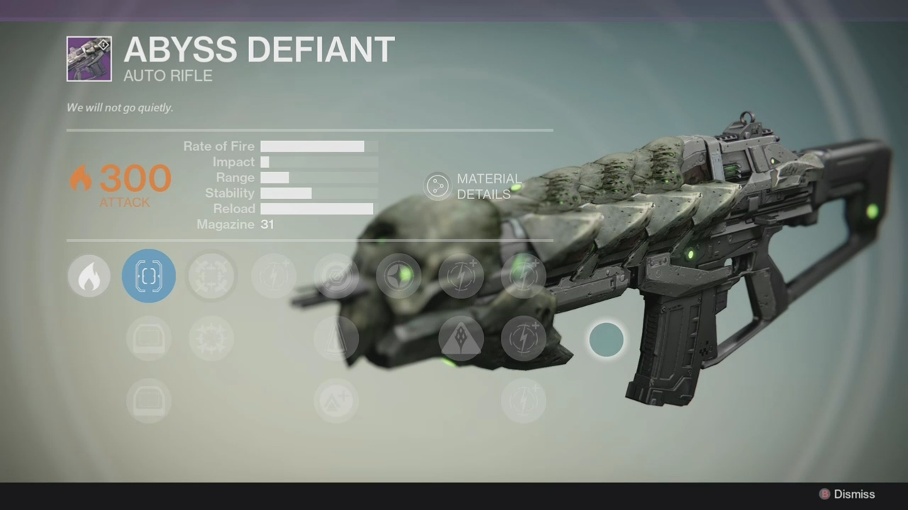 Top 10 weapons in destiny drm gamecast click for details destiny