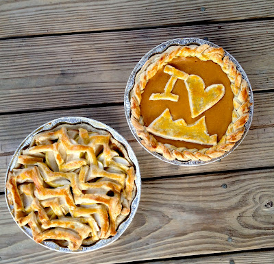 Decorated Pies by Sally Anne Morgan