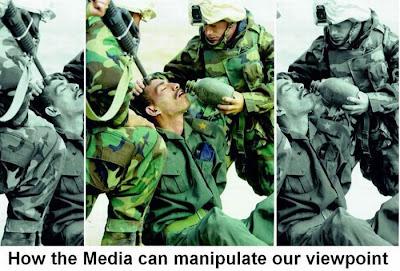 ''Comment les média peuvent manipuler notre point de vue.''