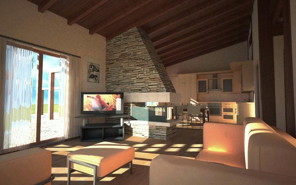 Infocasa compravendita immobiliare ed agibilita 39 parte ii - Interno case in legno ...