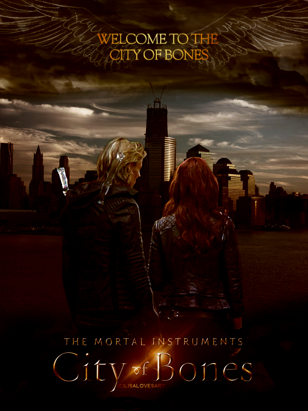 Download Film Mortal Instruments City Bones 2013