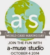 Amuse World Card Making Day $5 Stamp Specials