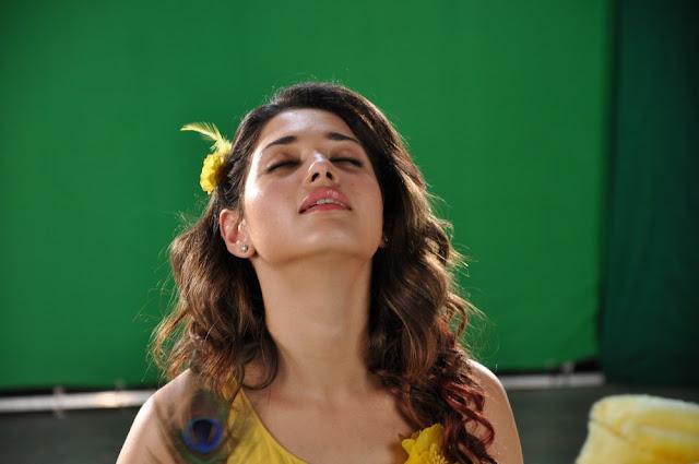 Tamanna Bhatia Ad Shoot