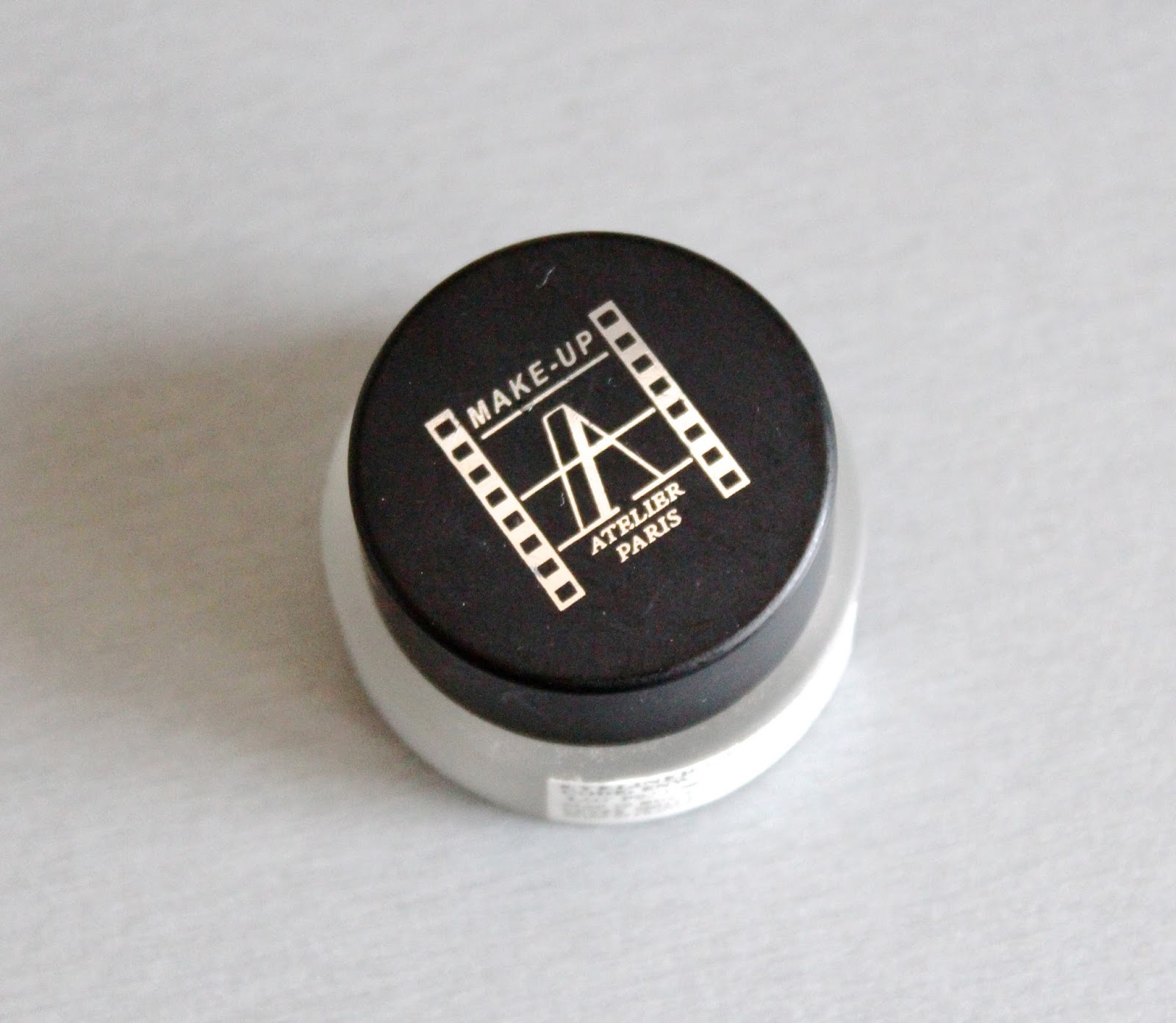 Make-Up Atelier Paris Gel Eyeliner - recenzija