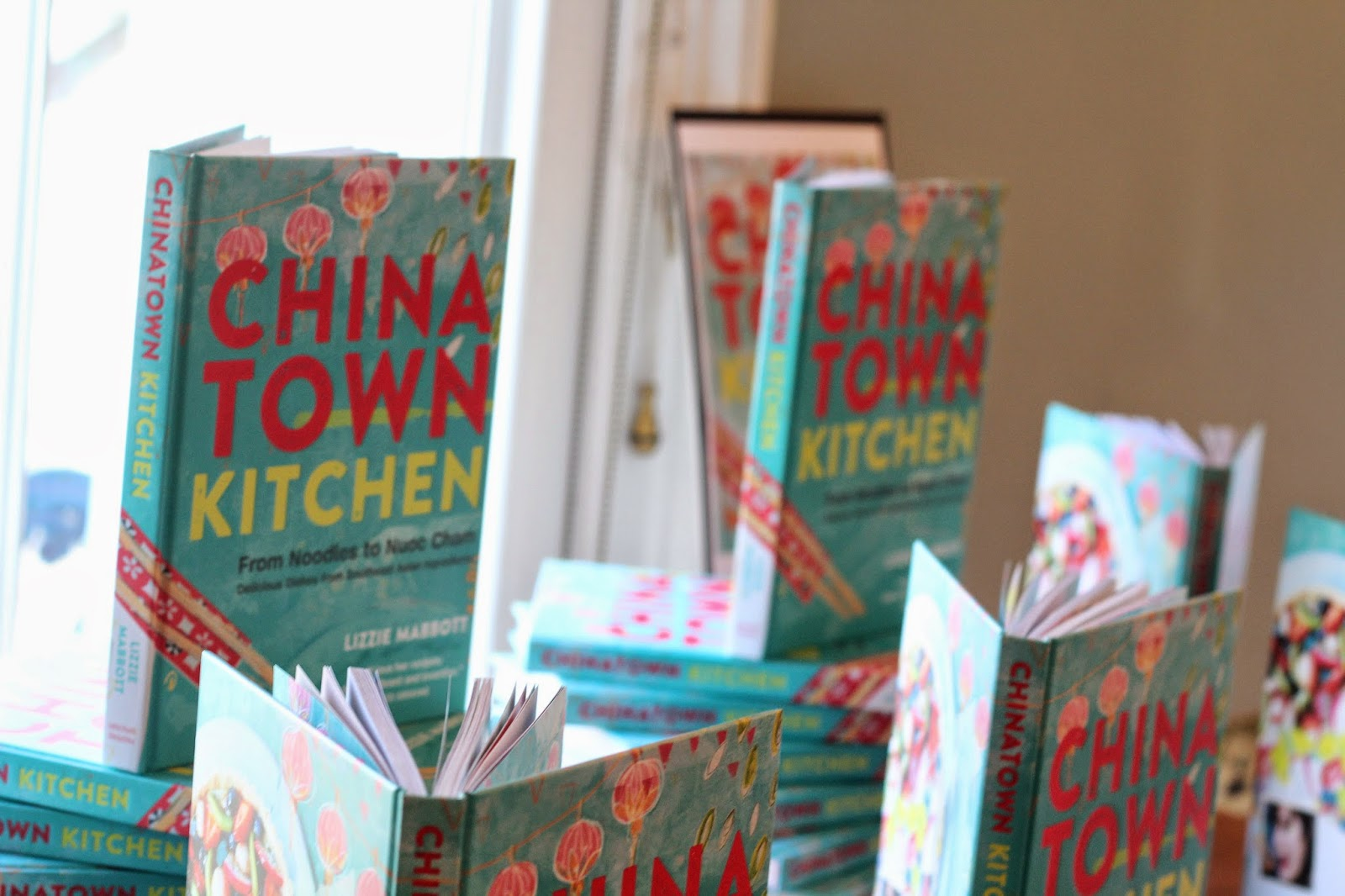 Hollow Legs: Of Book Launches & Supper Clubs - Chinatown Kitchen