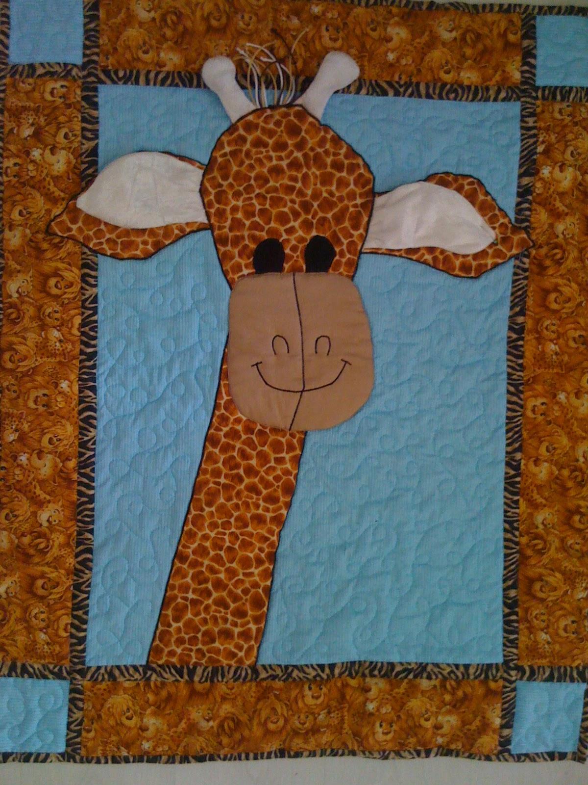 Quilting In Amsterdam Free Pattern Giraffe Baby Quilt
