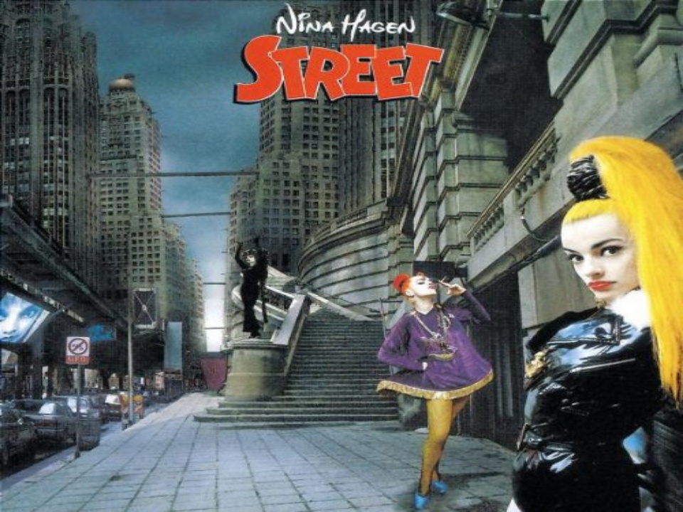 Street Álbum De Nina Hagen