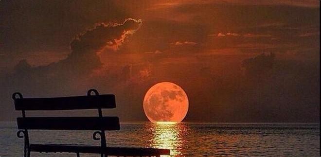 Blog astro passionn ment v tre super lune de sang la pleine lune du 28 septembre 2015 avec - Heure de lever et coucher de la lune ...