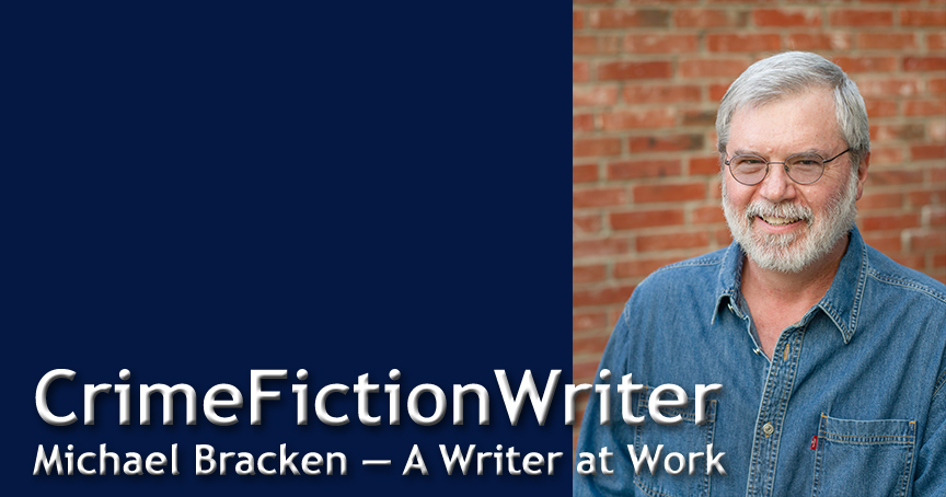 CrimeFictionWriter