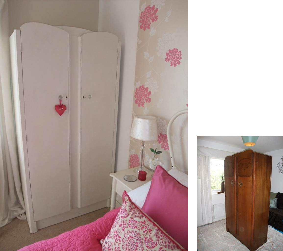I Loved This Wardrobe In Its Natural State And Have Used It For Many Years  Without Changing A Thing About It. However I Decided At The Weekend That We  ...