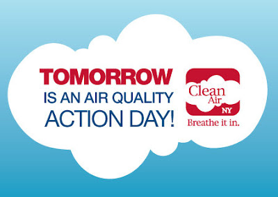 Air Quality Action Day Image