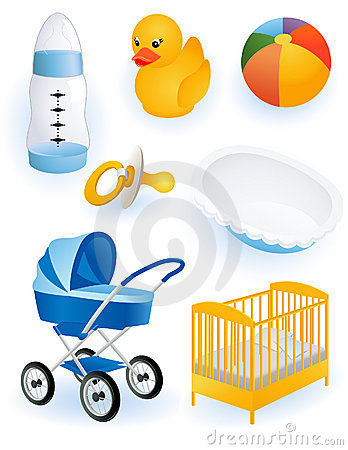 Online shopping for babies