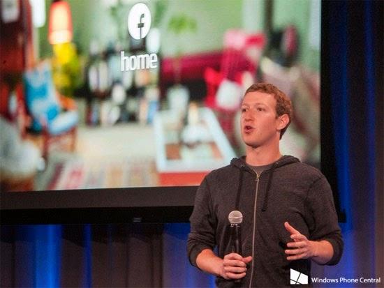 Facebook công bố lợi nhuận Q2 2014 của công ty
