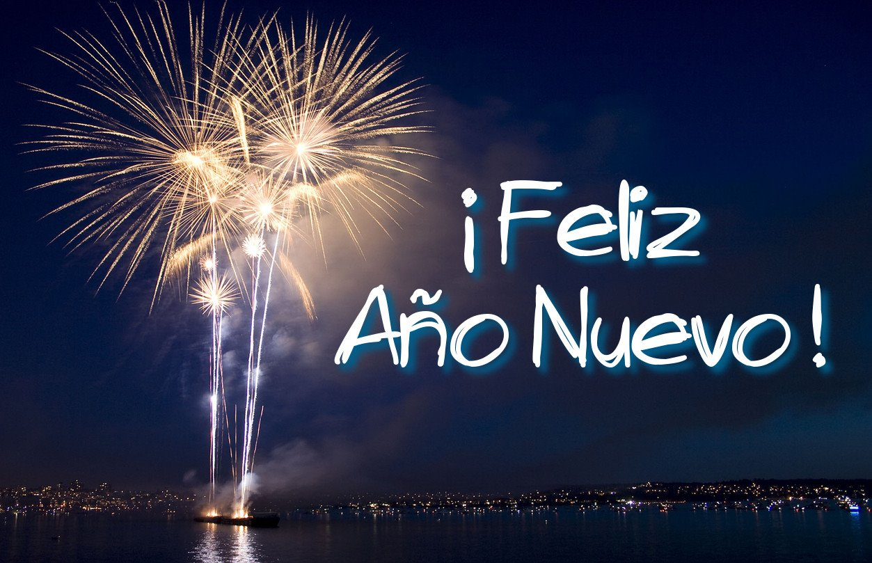 Año Nuevo 2017 - New Year's Day 2017