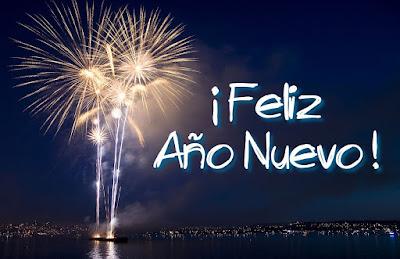 Felicitaciones de Año Nuevo 2016