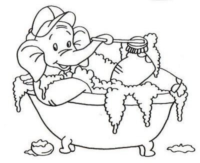 Riscos para pintura em tecidos de elefantes dicas de - Disegnare bagno gratis ...