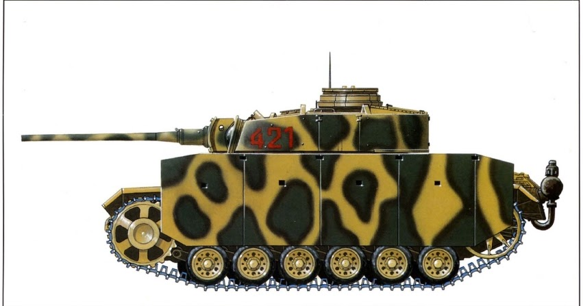 Tank taco german wwii afv camouflage colors