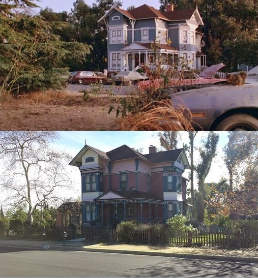 Then Now Movie Locations Twilight Zone The Movie