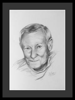 Jennifer's Granddad by Tim Logan