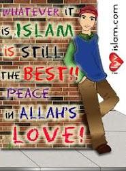 I luv Islam