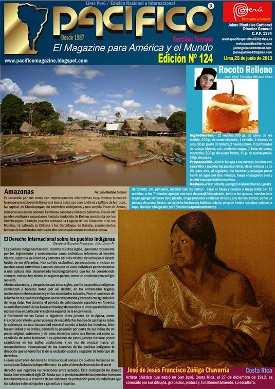 Revista Pacífico Nº 124 Turismo
