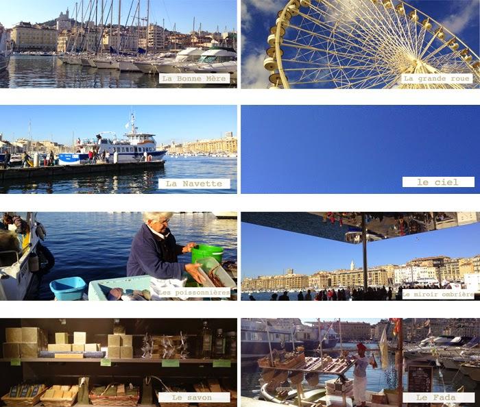 Le vieux port Marseille  les clichés ©lovmint