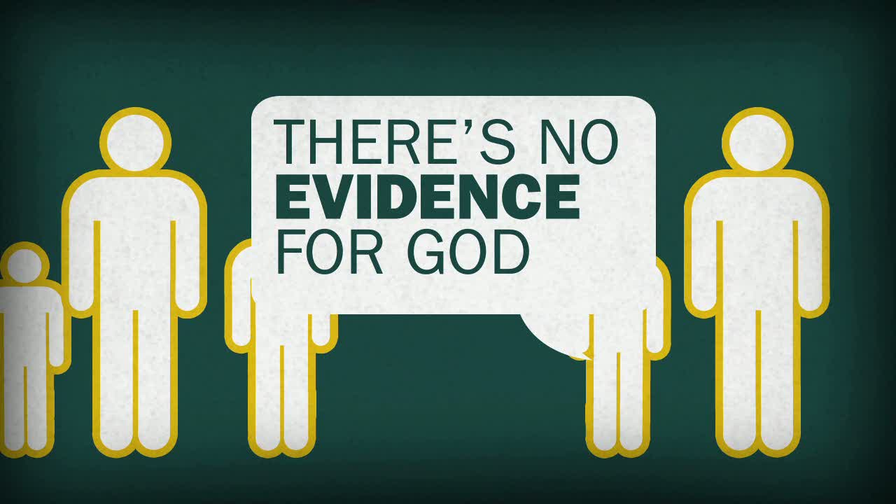 what evidence is there for how Written by a former atheist, this article gives you six clear reasons to conclude that god exists no arm-twisting concise and straightforward evidence answering the.